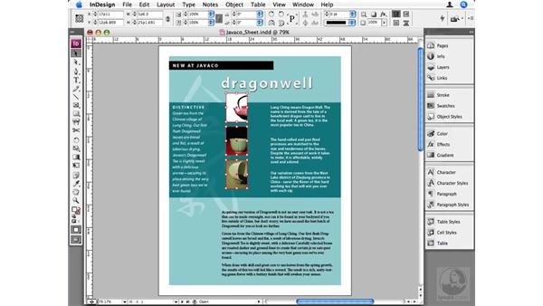 Letting InDesign do the math: InDesign CS3 Beyond the Basics