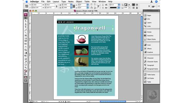 Understanding Selection tool options: InDesign CS3 Beyond the Basics