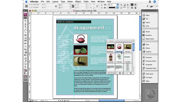 Advanced Libraries: InDesign CS3 Beyond the Basics