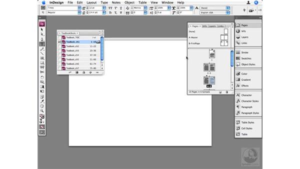 Using the Section Marker: InDesign CS3 Beyond the Basics