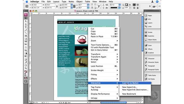 Sounds: InDesign CS3 Beyond the Basics