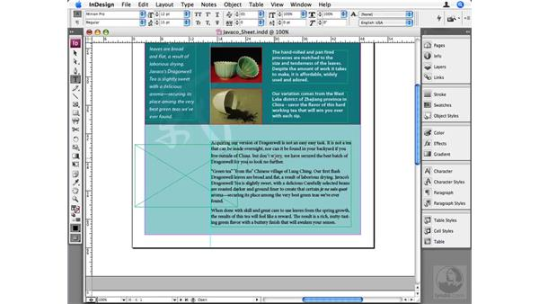 Type preferences: InDesign CS3 Beyond the Basics