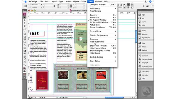 Grids preferences: InDesign CS3 Beyond the Basics