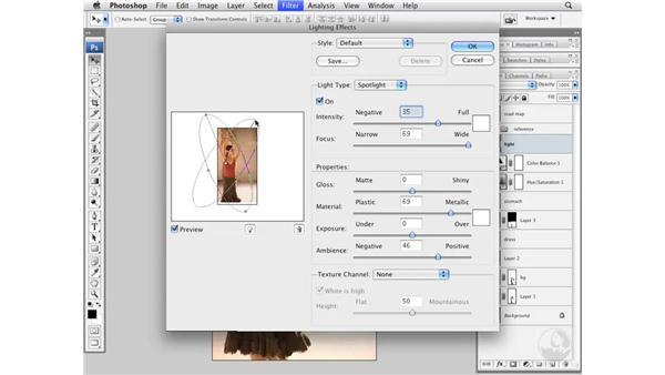 Flamenco project pt. 3: Color, tone, and light: Photoshop CS3 Portrait Retouching Essentials