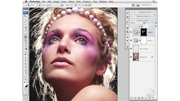 Project 2 pt. 2: Improving color and tone: Photoshop CS3 Portrait Retouching Essentials