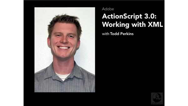 Goodbye: ActionScript 3.0: Working with XML