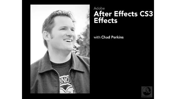 Welcome: After Effects CS3 Effects