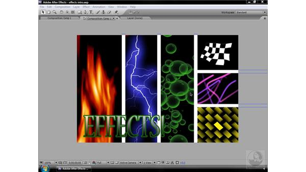 How to use this title: After Effects CS3 Effects