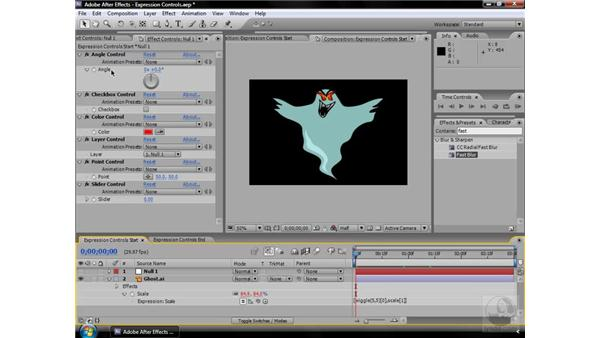About Expression Controls effects: After Effects CS3 Effects