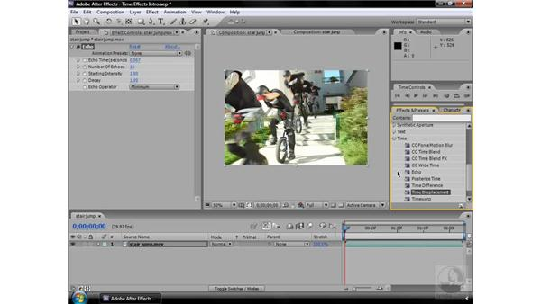 About Time effects: After Effects CS3 Effects