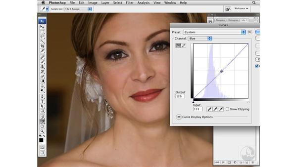 Improving lips: Photoshop CS3 Portrait Retouching Techniques