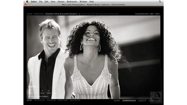 Introducing the magazine cover project: Photoshop CS3 Portrait Retouching Techniques