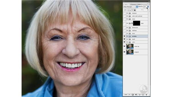 Final image review: Photoshop CS3 Portrait Retouching Techniques