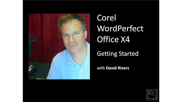 Goodbye: Getting Started with WordPerfect Office X4