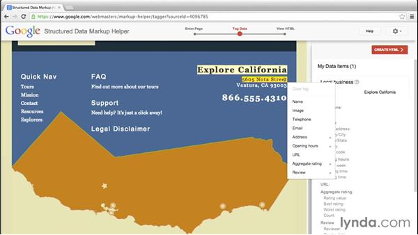 Leveraging schema.org and rich media snippets: SEO for Local Visibility