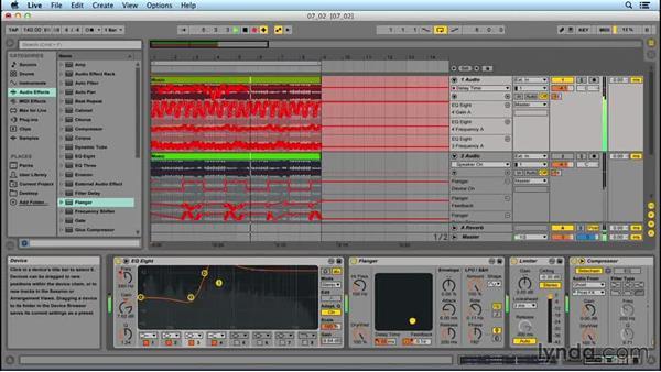 Flange effect: Dark Secret, part three: EDM Production Techniques: Extreme Sound Mangling