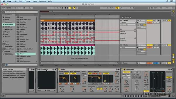 Flange effect: Liquid Bassline, part two: EDM Production Techniques: Extreme Sound Mangling