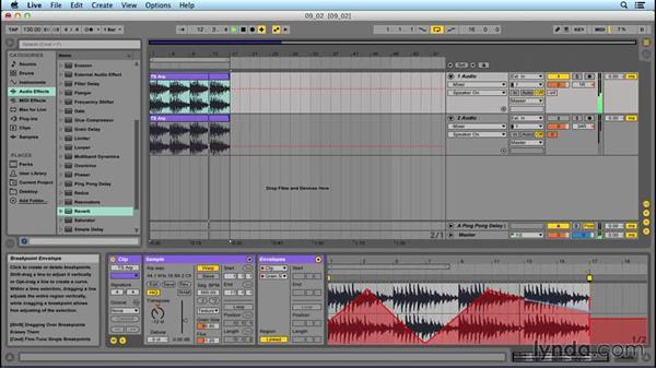 Delay effect: Sunrise: EDM Production Techniques: Extreme Sound Mangling