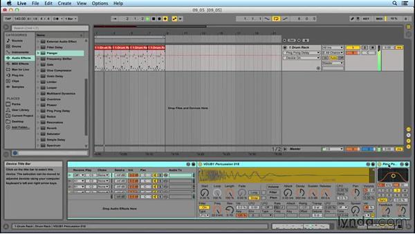 Delay effect: Move It: EDM Production Techniques: Extreme Sound Mangling