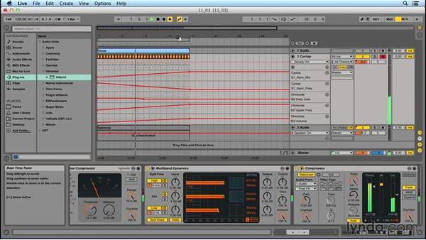 Build-up techniques: Here Come the Clowns: EDM Production Techniques: Extreme Sound Mangling