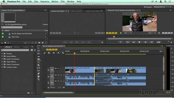 Trim tools: Ripple and Roll: Migrating from Final Cut Pro 7 to Premiere Pro CC