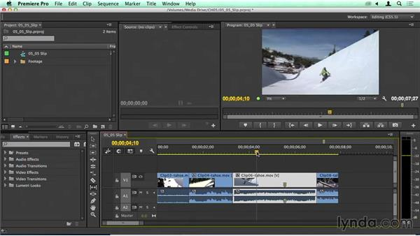Slipping footage: Migrating from Final Cut Pro 7 to Premiere Pro CC