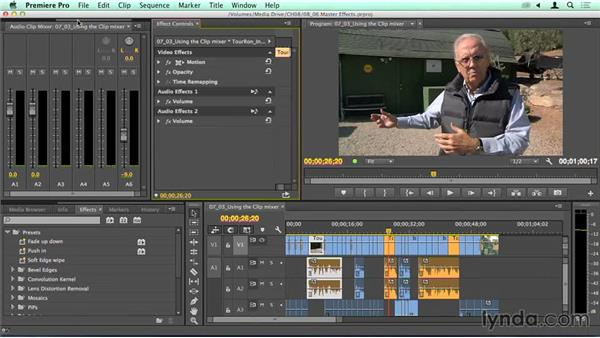 Powerful: Adding master effects: Migrating from Final Cut Pro 7 to Premiere Pro CC