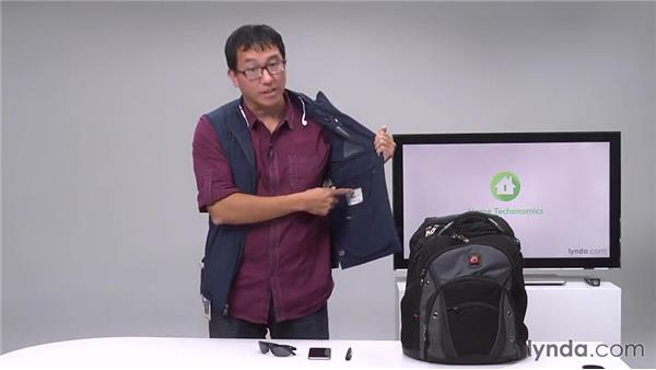Using the ScotteVest to carry your gadgets: Home Techonomics