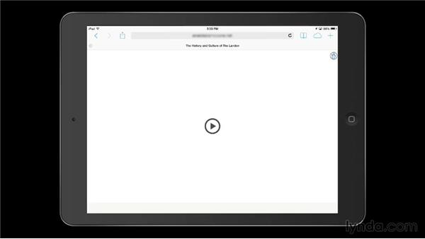 Adding gesture support: Captivate Projects: Mobile and Responsive Design