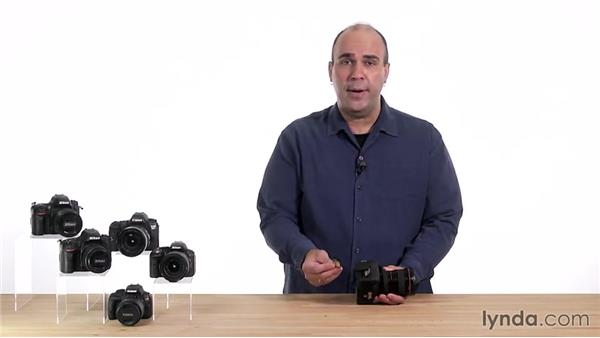 Getting ready to shoot: Up and Running with the Canon Rebel T4i and T5i (EOS 650D and 700D)