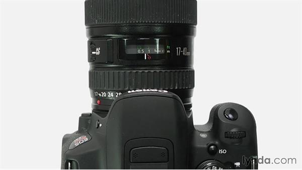 Mirror Lockup mode: Up and Running with the Canon Rebel T4i and T5i (EOS 650D and 700D)