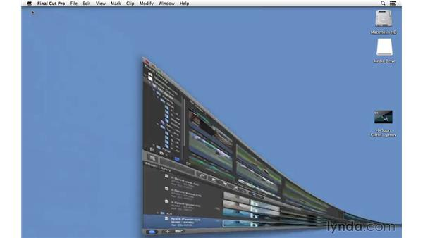 Delivering the project and receiving feedback: Commercial Editing Techniques with Final Cut Pro X v10.1.x