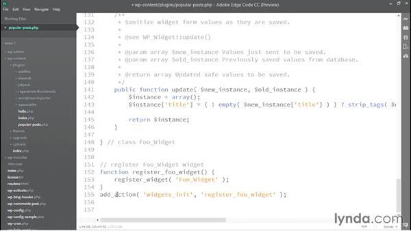Creating a Popular Posts widget: WordPress Developer Tips: Creating a Popular Posts Plugin