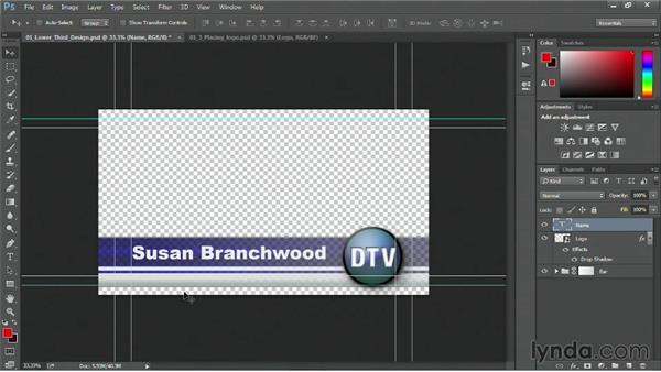 Setting text and mixing styles: Motion Graphics for Video Editors: Working with Type