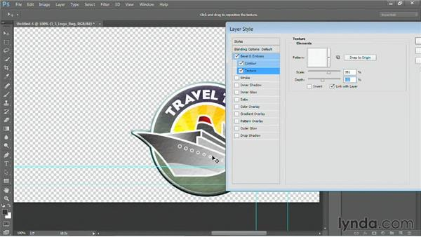 Creating a logo bug: Motion Graphics for Video Editors: Working with Type
