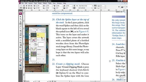 Auto-numbering figures: InDesign CS3 One-on-One: Style Sheets