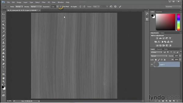 Welcome: 3D Textures: Wood