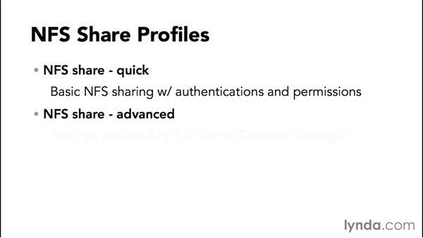 Understanding sharing profiles