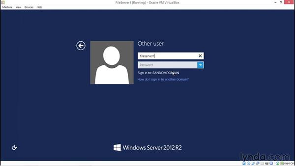 Setting up and using share permissions: Configuring Basic Microsoft Services