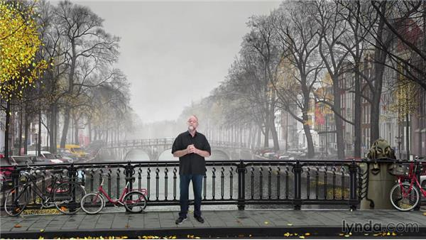 Next steps: Bert Monroy: The Making of Amsterdam Mist, the Natural Elements