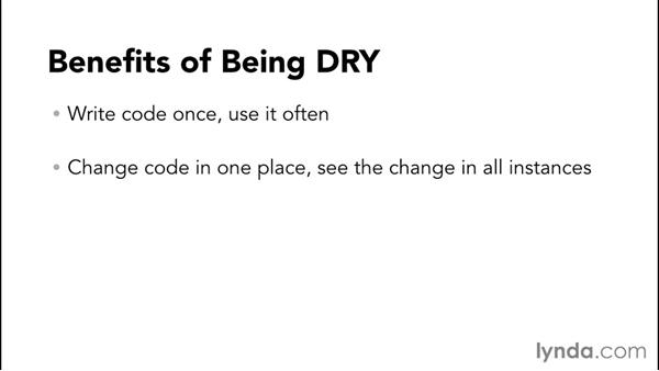 Introducing Don't Repeat Yourself (DRY) as a practice: WordPress Developer Tips: DRY Development