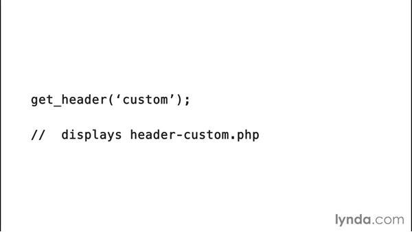 Using default DRY methods: WordPress Developer Tips: DRY Development