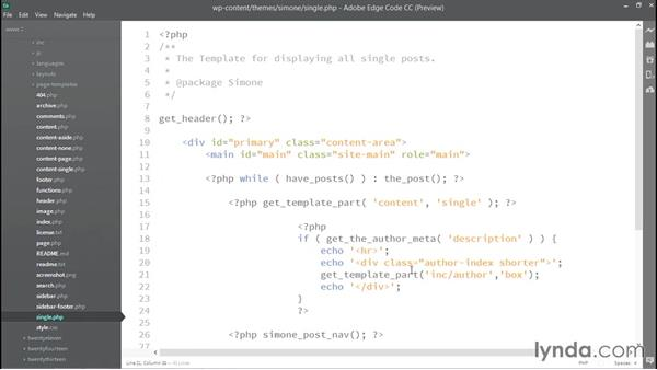 Calling template files using get_template_part();: WordPress Developer Tips: DRY Development