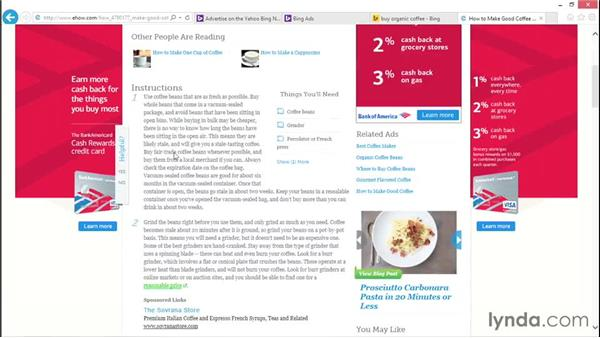 Understanding the Bing Content Network: Bing Ads Essential Training