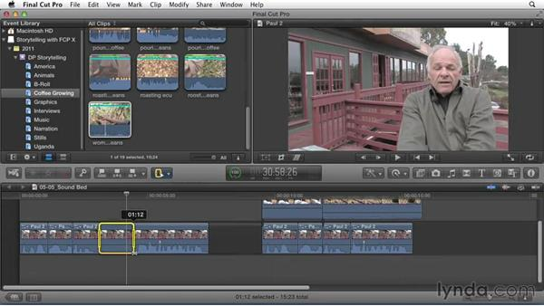 Welcome: Effective Storytelling with Final Cut Pro X v10.1.x