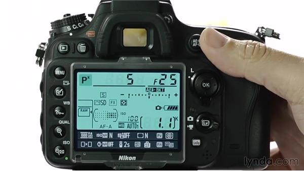 Using Flexible Program mode: Up and Running with the Nikon D600 and D610