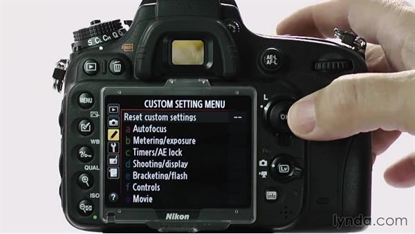 Shooting in continuous low- and high-speed modes: Up and Running with the Nikon D600 and D610