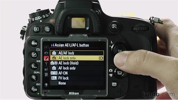 Exposure lock: Up and Running with the Nikon D600 and D610