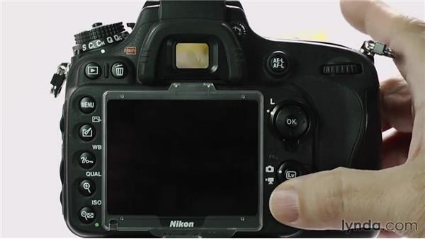 Manual mode: Up and Running with the Nikon D600 and D610