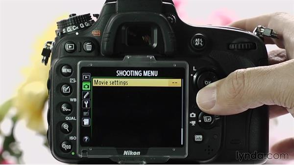 Shooting video: Up and Running with the Nikon D600 and D610